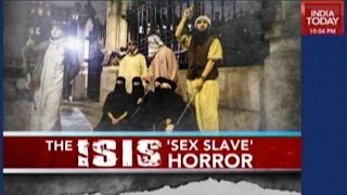 The ISIS Sex Slave Horror Revealed width=