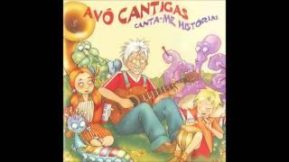 Avô Cantigas - A Lebre Ligeira e a Tartaruga Lazeira (official audio)