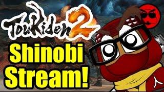 Toukiden 2, Tiny Ninja vs Giant Monsters! -  Shinobi Streams!