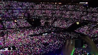 Coldplay - Paradise live @ Stade de France, Paris 02.09.2012
