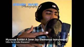 Mysonne - Exhibit A - Freestyle - New Hip Hop Song - Rap Video