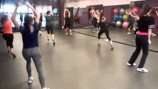 Aeromix Dance Aerobic Workout | Аеромикс Аеробика Тренировки с Танци