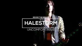Halestorm - Uncomfortable [Behind the Video]