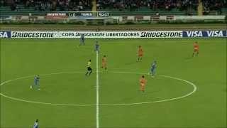 Universitario de Sucre 1 - 2 Tigres Copa Libertadores 2015
