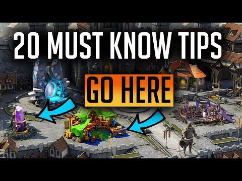 RAID | 20 MUST KNOW TIPS FOR RAID!!