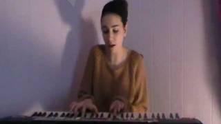 Melissa singing Skinny Love by Birdy