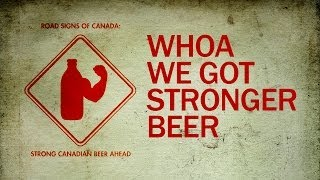 Tim Hicks - Stronger Beer (Lyric Video)
