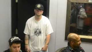 """Swifty McVay's (D12) reaction to EMINEM """"RAP GOD"""" pt.2 (Catching The HipHop HolyGhost)"""