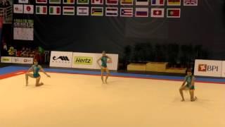 Maia Acro WorldCup 2016   405   PnA   SEN   WG   NED    Dyn   BLAAM, GOEDEMOED & HAAKMA