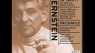 Bernstein: Facsimile - Part II. Allegretto / Bernstein · New York Philharmonic
