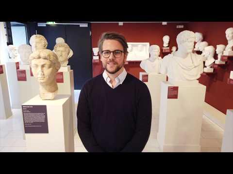 Antikensammlung in der Kunsthalle zu Kiel