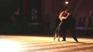 Claudio Hoffmann y Pilar Álvarez - Tú el cielo y tú - Abrazo Tango Metz Festival 2017