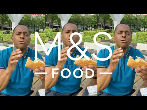 marksandspencer.com & Marks and Spencer Promo Code video: Andi Peters' fave Collection Sandwich | M&S FOOD