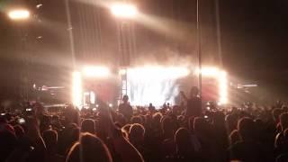 Rammstein Phyro Show ROCK IM PARK 2017