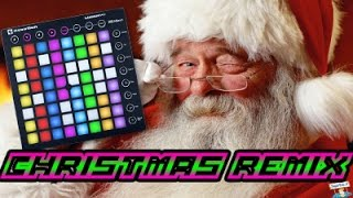 Christmas Remix - Martin Garrix Animals - Launchpad Mk2 Cover