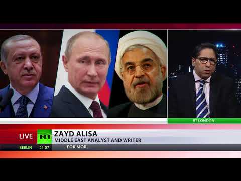 Russia, Turkey & Iran pave way to end dramatic war in Syria