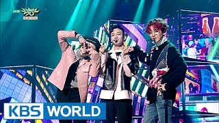 EXO-CBX - The One [Music Bank COMEBACK / 2016.11.04]