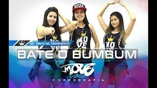 Bate o Bumbum - Mc WM e MC Menininho - Move Dance Brasil - Coreografia