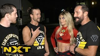 Taynara Conti wants answers from The Undisputed ERA: Exclusive, Oct. 11, 2017