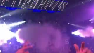 Borgeous at Hakkasan Las Vegas