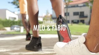 Milo & Fabio - BOOM (Official Video)