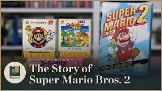 The Story of Super Mario Bros. 2 - Gaming Historian