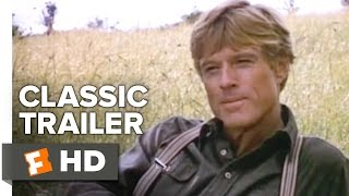 Out of Africa Official Trailer #1 - Robert Redford, Meryl Streep Movie (1985) HD