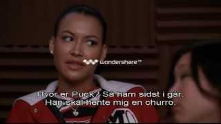 Glee - Santana's Slams (HQ)