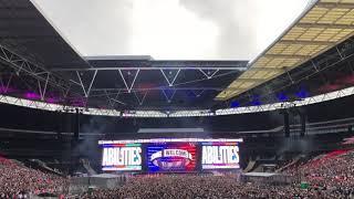 "Spice Girls Opening Scene - Wembley Stadium 15.06.19 ""Spice World"" Tour"