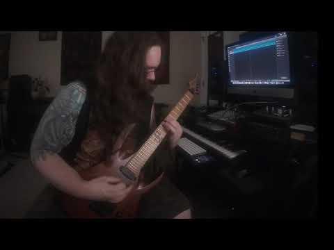 FORETOKEN  - THE RETRIBUTION (OFFICIAL GUITAR PLAY THROUGH)