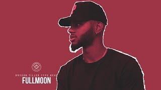 "Bryson Tiller Type Beat 2018 - ""FULL MOON"" ft. 6LACK | Trap Soul Guitar Instrumental"