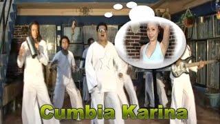 Grupo Chiripa - Cumbia Karina (Videoclip Oficial)