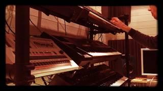 Synth live session - TR-707, Polysix, Juno-60, CZ-5000