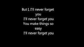 Birdy - I'll never forget you (lyrics)