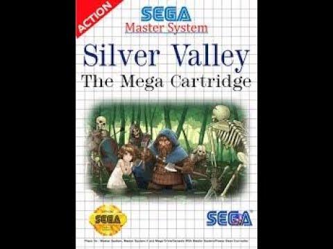 RETROJUEGOS TODAY #046: Silver Valley (SEGA MASTER SYSTEM) LONGPLAY