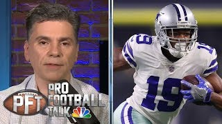 Dallas Cowboys' Amari Cooper aiming for 2,000 yards in 2019 | Pro Football Talk | NBC Sports