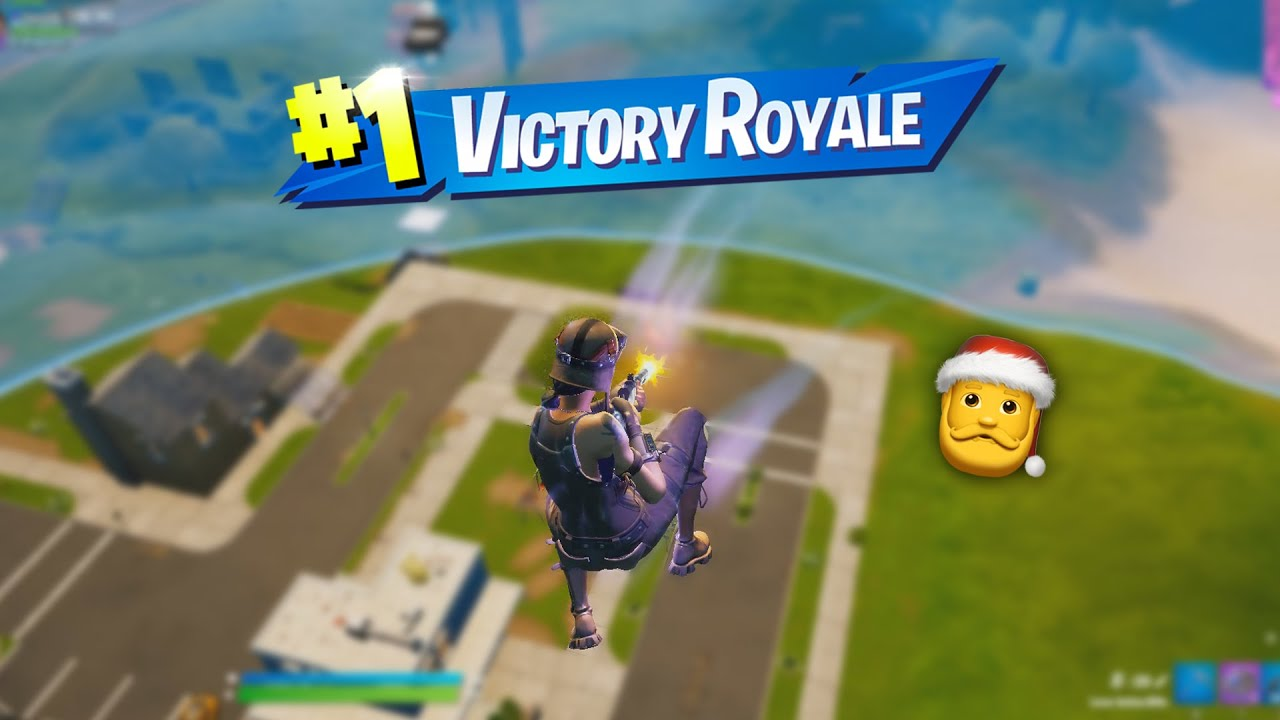 BeeWee - All I Want For Christmas Is You 🎅 (Fortnite Montage)