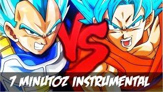 Instrumental - Goku VS. Vegeta 2 | Duelo De Titãs (7 Minutoz)