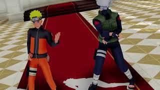 Naruto & Kakashi Dancing On KIKI DO YOU LOVE ME