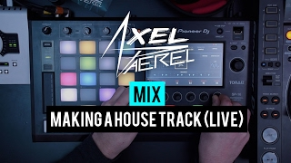 MAKING HOUSE MUSIC with TORAIZ SP-16 (LIVE)