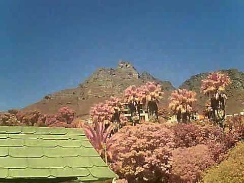Timelapse Video – Table Mountain – 31/10/2010