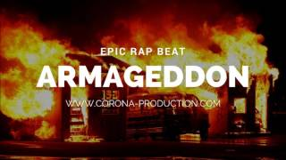 Epic Hard Rap Beat, Tech N9ne Type - Armageddon (instrumental 2016)