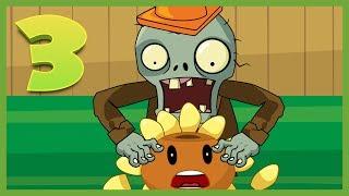 Plantas vs Zombies Animado Capitulo 3 ☀️Animación 2017