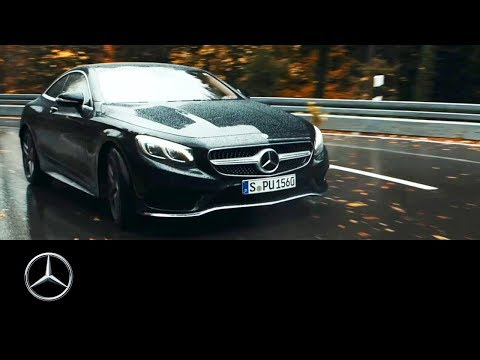 Mercedes-BenzS-Class Coupé:BavarianAlpsRoad Trip| #MBvideocar