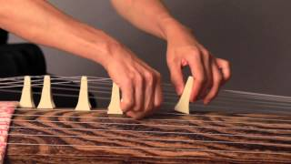 Japanese koto re-stringing campaign