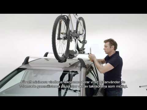 Toyota | Cykelhållare | Bike Holder