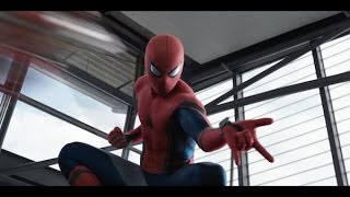 Spider-Man homecoming /in my remains (linkin park)