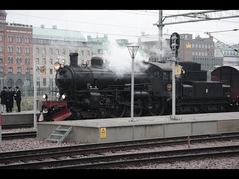 Steam train at Speed B 1429 SJ with RC1 1007  Year 2018
