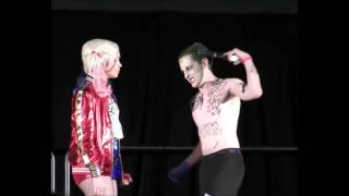 Harley Quinn and The Joker Skit Performance