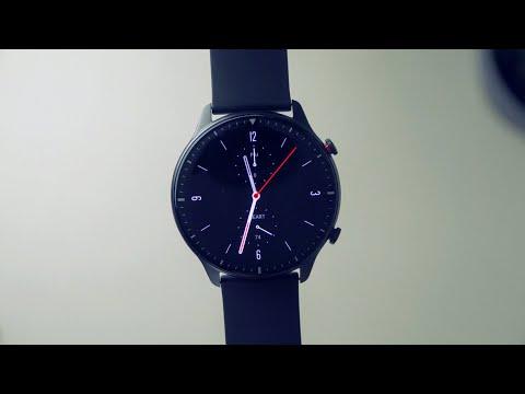 Xiaomi Amazfit GTR 2 (Unboxing a návod na spárování od XM.cz)